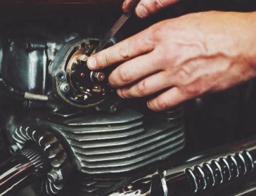 Bilan de santé de votre moto !